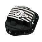 1994.5-2016 F250 & F350 AFE Front Differential Cover (Black Machined/Pro Series) 02