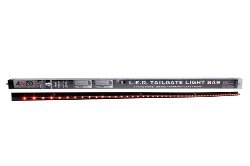 Anzo 60 inch 4 function led tailgate light bar 531045 tailgate light bar hover to zoom aloadofball Gallery