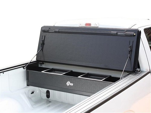 1997 2014 F150 Amp Raptor Bakbox 2 Under Tonneau Toolbox 92301