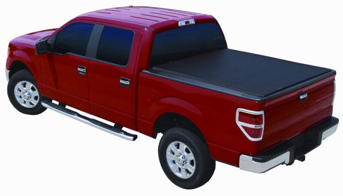 1997-2003 F150 Access Literider Soft Roll-Up Tonneau Cover 5.5ft Bed