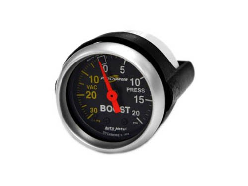 where to hook up boost gauge on 6.0 powerstroke
