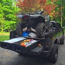 2004-2014 F150 & Raptor DECKED Truck Bed Sliding Storage System - (5.5ft Bed) 18