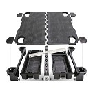 19-21 Ranger DECKED Truck Bed Organizer (5ft Bed) 22