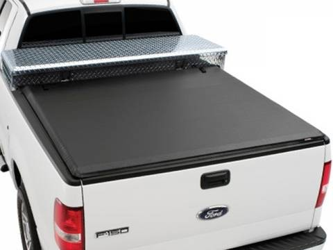 2015-2020 F150 6.5ft Bed Extang Express Soft Roll-Up Tool Box Tonneau Cover