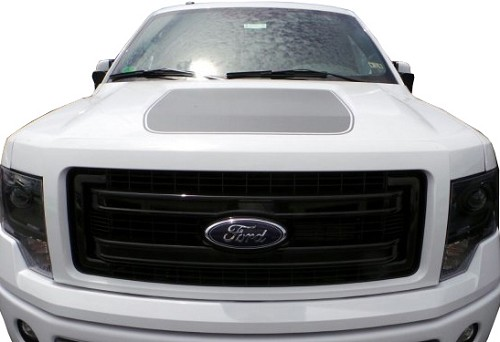 2004 2014 F150 Fx4 Apperance Package Hood Decal Frdf150grph50