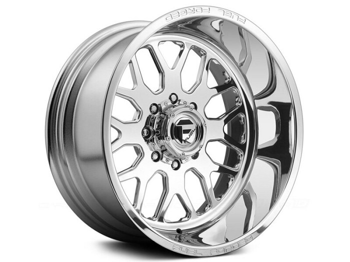 1999-2020 F250 & F350 Fuel Forged FF02 22x14 Wheel - Polished