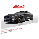 2015-2017 Mustang EcoBoost & V6 Eibach Pro-Kit Lowering Springs 05