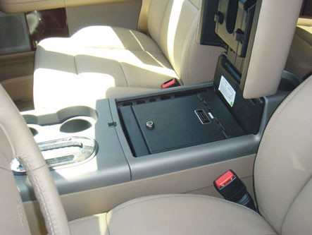 2004 2008 Lincoln Mark Lt Console Vault Flow Through Floor
