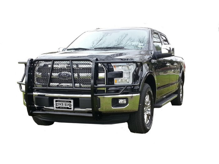 15-20 F150 No Camera Ranch Hand Legend Grille Guard