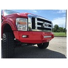 2011-2016 F250 & F350 Iron Cross 40 Series Low Profile Front Bumper 02