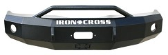 1997-2003 F150 Iron Cross Replacement Front Bumper w/ Bar (Winch Ready)