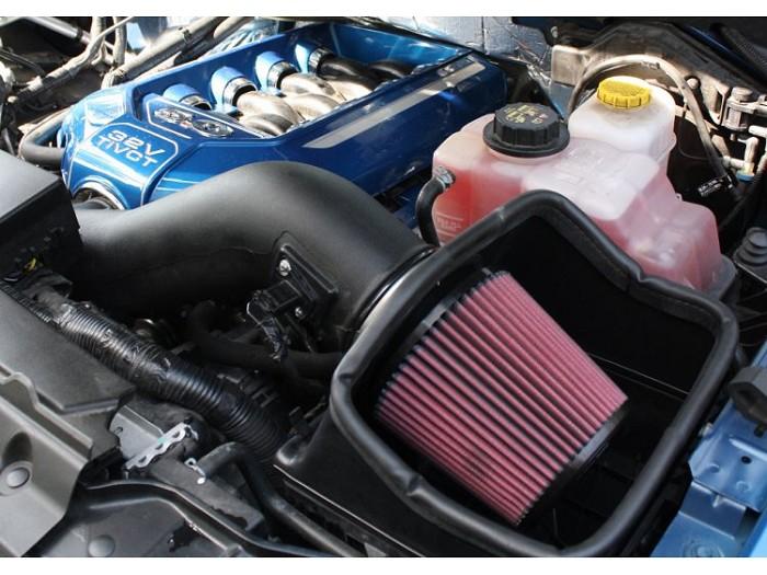 2011 2014 F150 5 0l Jlt Textured Black Cold Air Intake Kit