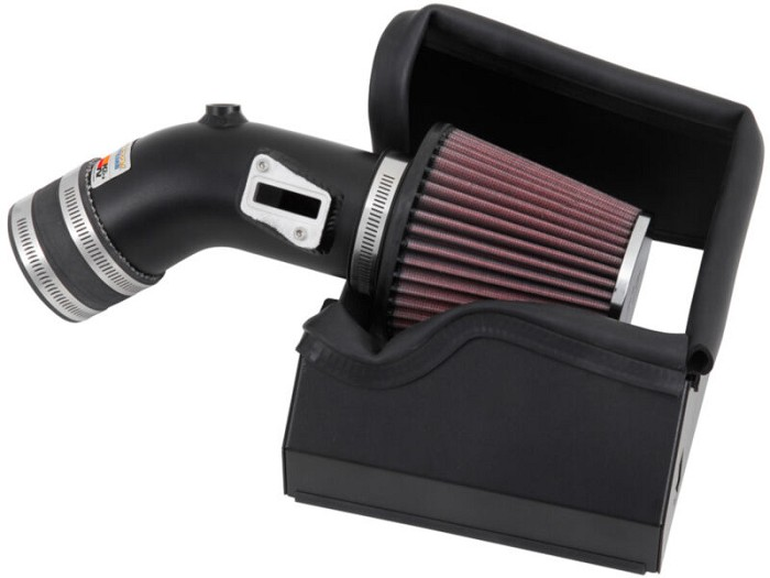 13-18 Fusion 2.5L K&N 69-Series Typhoon Cold Air Intake Kit