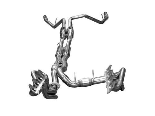 2010-2014 SVT Raptor 6.2L Kooks Complete Exhaust Bundle