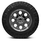 LT285/55R22 Nitto Trail Grappler M/T Radial Tire 04