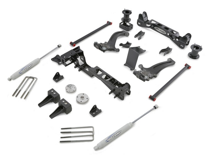 2015-2020 F150 2WD Pro Comp Complete Basic 6