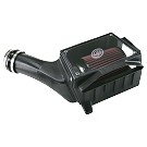 1994-1997 F250 & F350 7.3L S&B Cold Air Intake System (Cotton Filter) 01