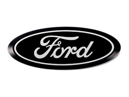 2015 2017 F150 Putco Black Ford Emblem Kit Front Rear 92600