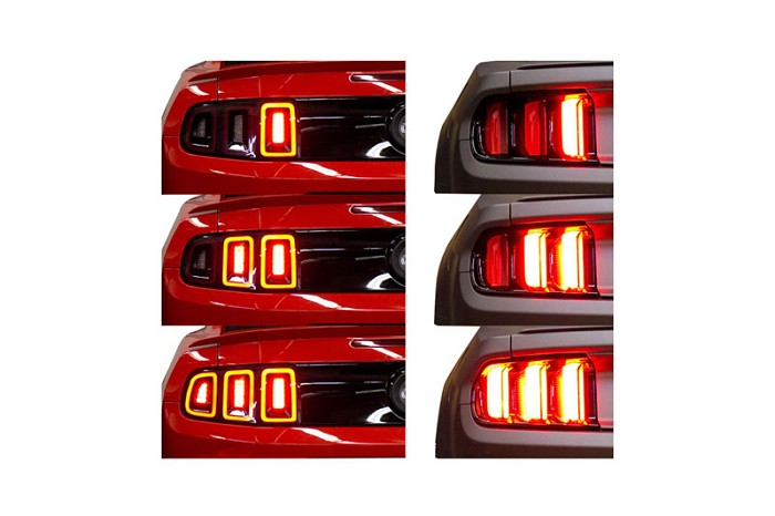 2010-2018 Mustang Diode Dynamics Taillight Sequencer