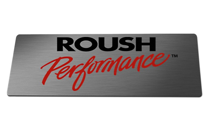 2004-2008 F150 Roush Air Box Logo Badge