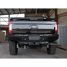 2017-2019 F250 & F350 ADD Honey Badger Rear Bumper (With Backup Sensors) 02