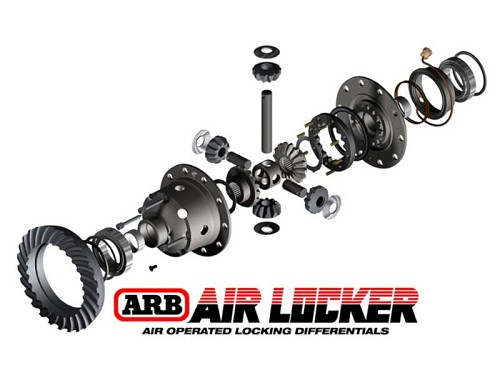 1999-2016 F250 & F350 ARB Air Locking Differential for