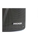KICKER Full Range Indoor/Outdoor Speakers - Black 02