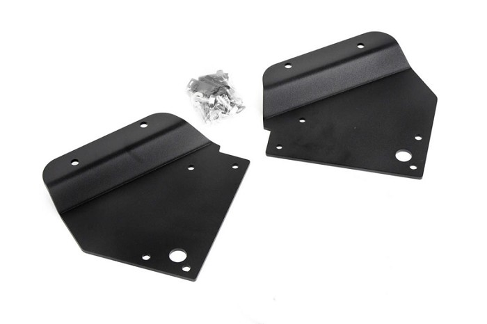 2010-2014 SVT Raptor Rigid Industries D-Series Fog Light Brackets