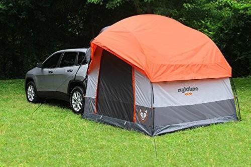 super duty rightline gear tent  suv  camper shell