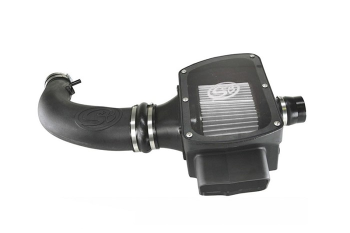 2004 F150 5.4L S&B Cold Air Intake Kit (Dry Disposable Filter)