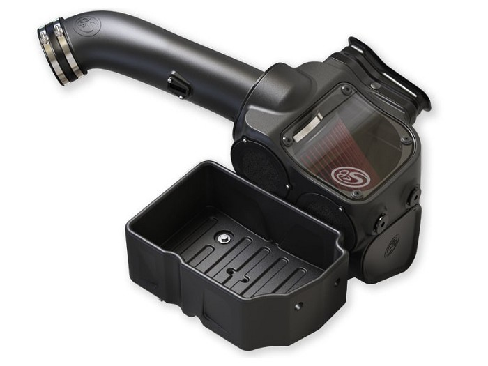 2017-2019 F250 & F350 6.7L Diesel S&B Cold Air Intake System (Oiled Filter)