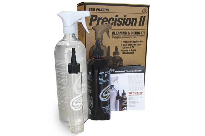 S&B Precision II Red Filter Cleaning Kit