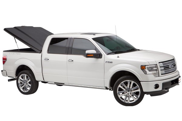 2009-2014 F150 & Raptor 5.5Ft Bed Undercover Elite One-Piece Tonneau Cover (w/o Ford Cargo System)