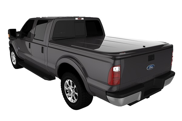 2008-2016 F250 & F350 Undercover LUX SE Pre-Painted Tonneau Cover 6-3/4' Bed (with Tailgate Step)