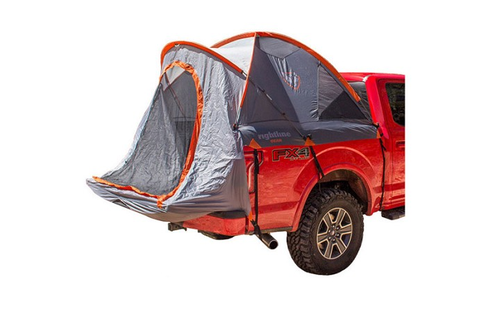 Rightline Gear Truck Bed Tent (8ft Beds)