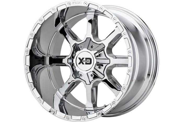"2000 Ford F250 Diesel >> 1999-2019 F250 & F350 20x10"" XD 838 Mammoth Wheel - Chrome"