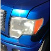 09-14 F150 & Raptor Recon Smoked CCFL Halo Projector Headlights Review Image!