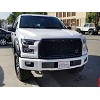 15-17 F150 ANZO Black Switchback Outline Headlights Review Image!